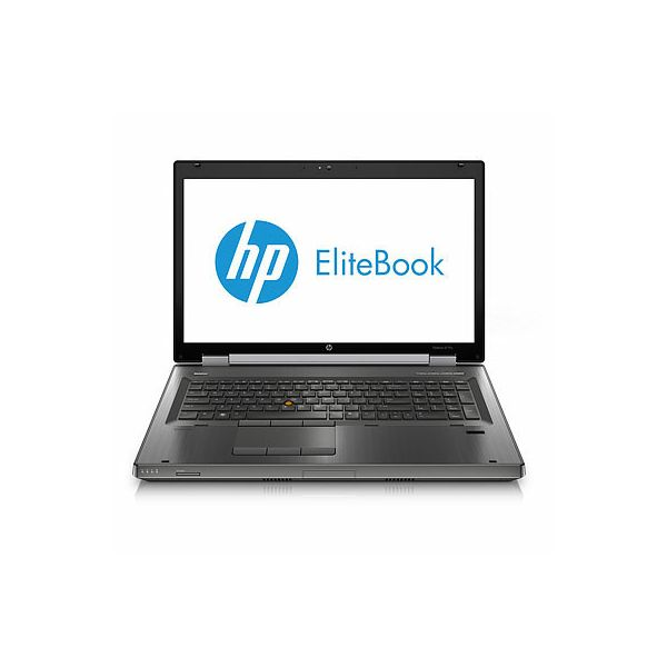 HP EliteBook 8770w - Intel i7-3630QM / 4GB RAM / 750GB HDD / NVIDIA K3000M / Windows 7&8 Pro, LY567EA