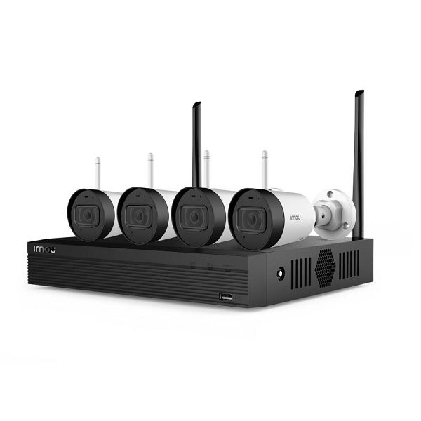 Imou kit snimač s 1TB HDD NVR1104HS i 4 kamere G22P-0280B