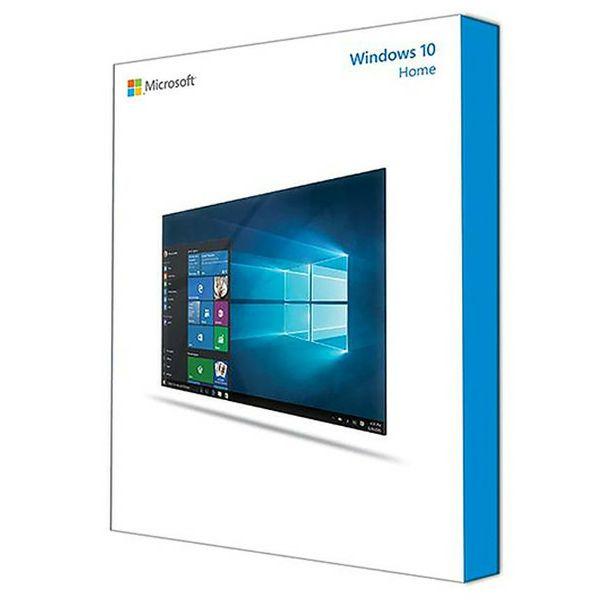 Microsoft Windows 10 Home 64-bit Eng OEM, KW9-00139