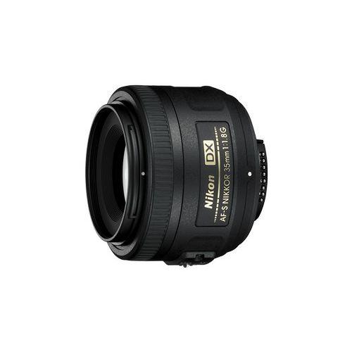 Nikon AF-S DX 35mm f/1.8G NIKKOR