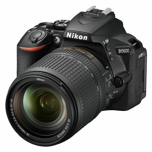Nikon D5600 KIT AF18-140VR