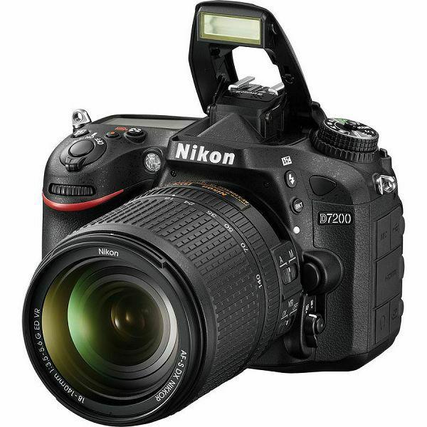 Nikon D7200 kit 18-140VR