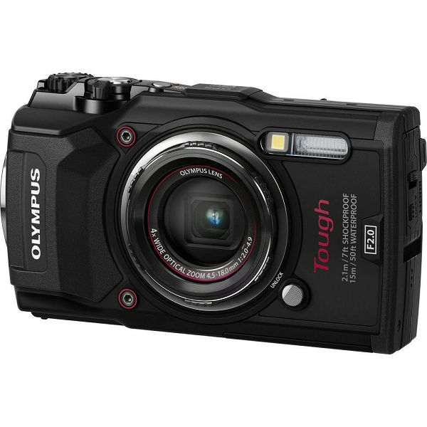 Olympus TG-5 BLACK, V104190BE000