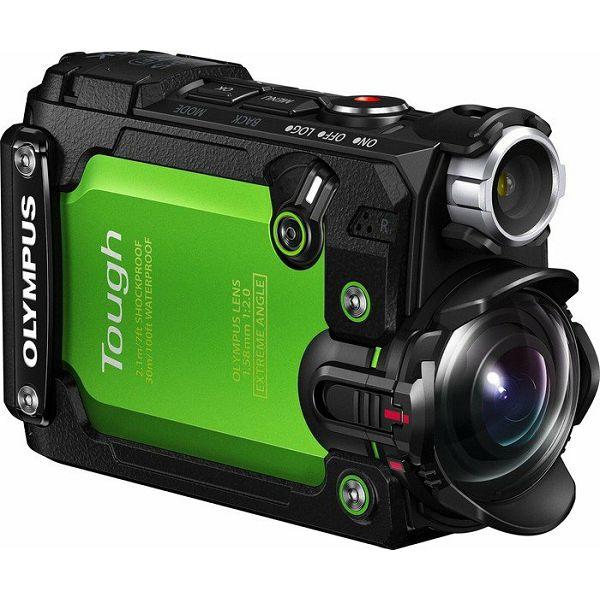 OLYMPUS TG-Tracker Green, V104180EE000 - AKCIJA!