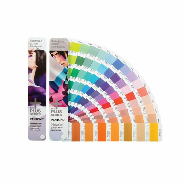 PANTONE Color Formula Guide Coated & Uncoated PLUS