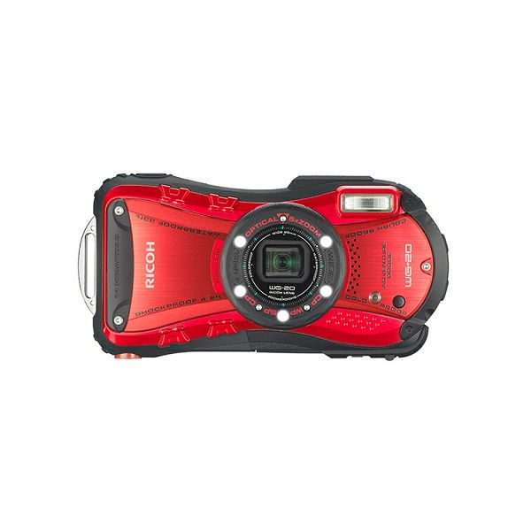 Ricoh WG-20 Red