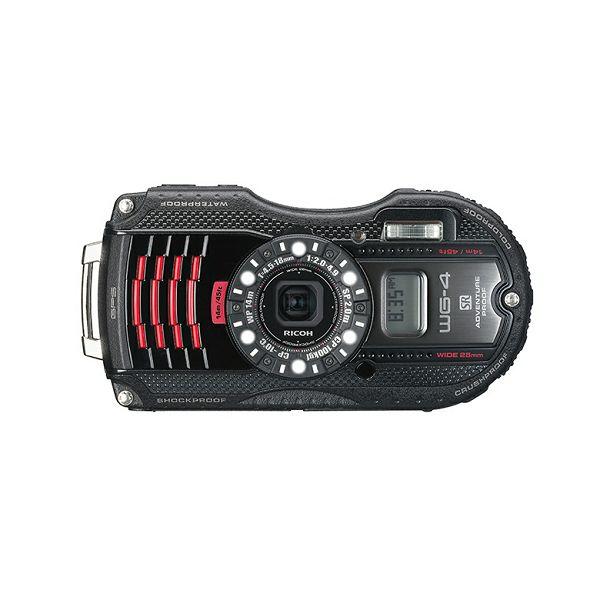 Ricoh WG-4 GPS Black