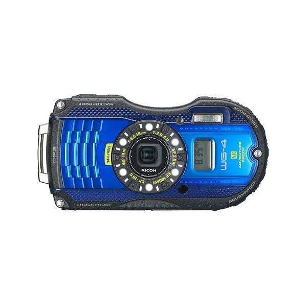 Ricoh WG-4 GPS Blue