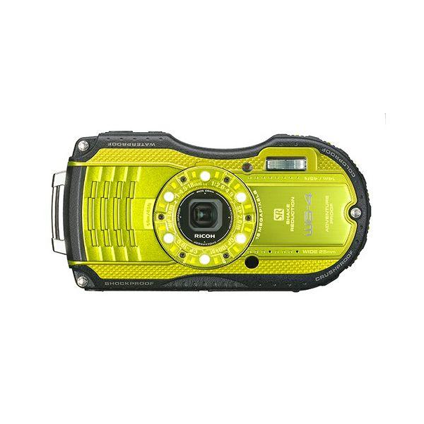 Ricoh WG-4 Lime yellow