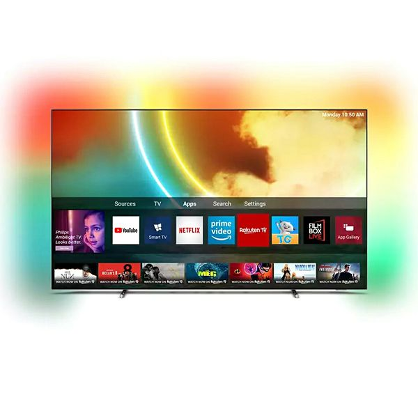 OLED TV Philips 65OLED705, Android, Ambilight