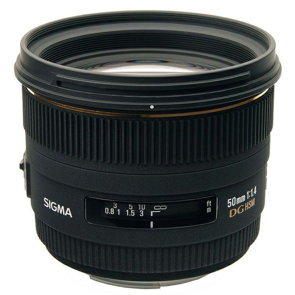 Sigma 50/1.4 EX DG HSM Nikon