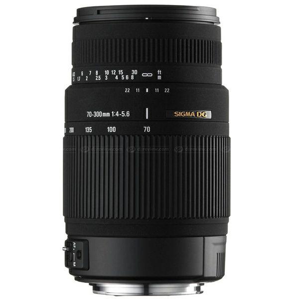 Sigma 70-300/4-5,6 DG OS Canon