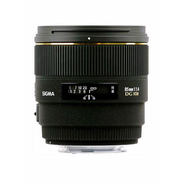 Sigma 85/1.4 EX DG HSM Nikon