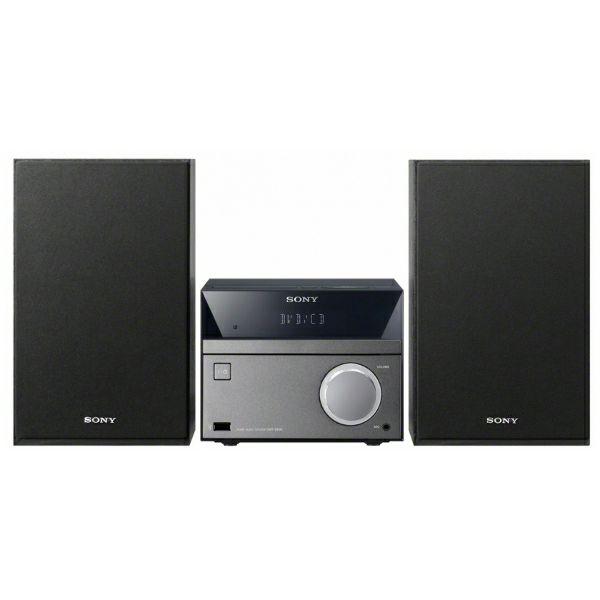 Sony HiFi CMT-S40D 50W,CD/DVD,FM,USB