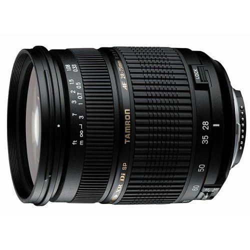 TAMRON AF SP 28-75mm F/2.8 Di Di XR LD Asp. [IF] Macro for Sony, A09S