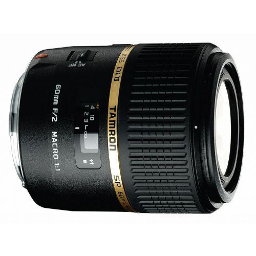TAMRON AF SP 60mm F/2.0 Di II LD (IF) Macro 1:1 for Sony, G005S