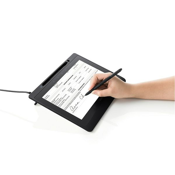 Wacom LCD Signature Tablet DTU-1141B